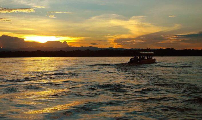 El Magdalena nace en el departamento del Huila, es navegable desde Honda, pasando por Puerto Boyacá y hasta su desembocadura en el mar Caribe. Fotos: cortesía Fermín Rivera Téllez