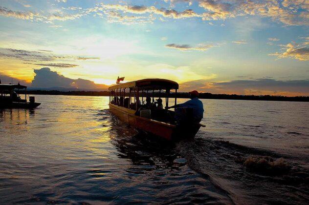 Un excelente plan para hacer en familia, viajar a Puerto Boyacá para disfrutar entre otros atractivos del río Magdalena. En esa localidad encuentra buenos hoteles, piscina, comida y servicios. Foto: cortesía Fermín Rivera Téllez