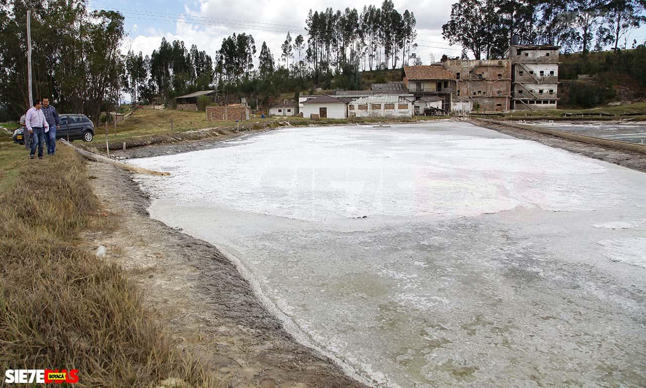 ¿Quién es el responsable de la contaminación del río Chicamocha con aguas salinas? #Tolditos7días 1