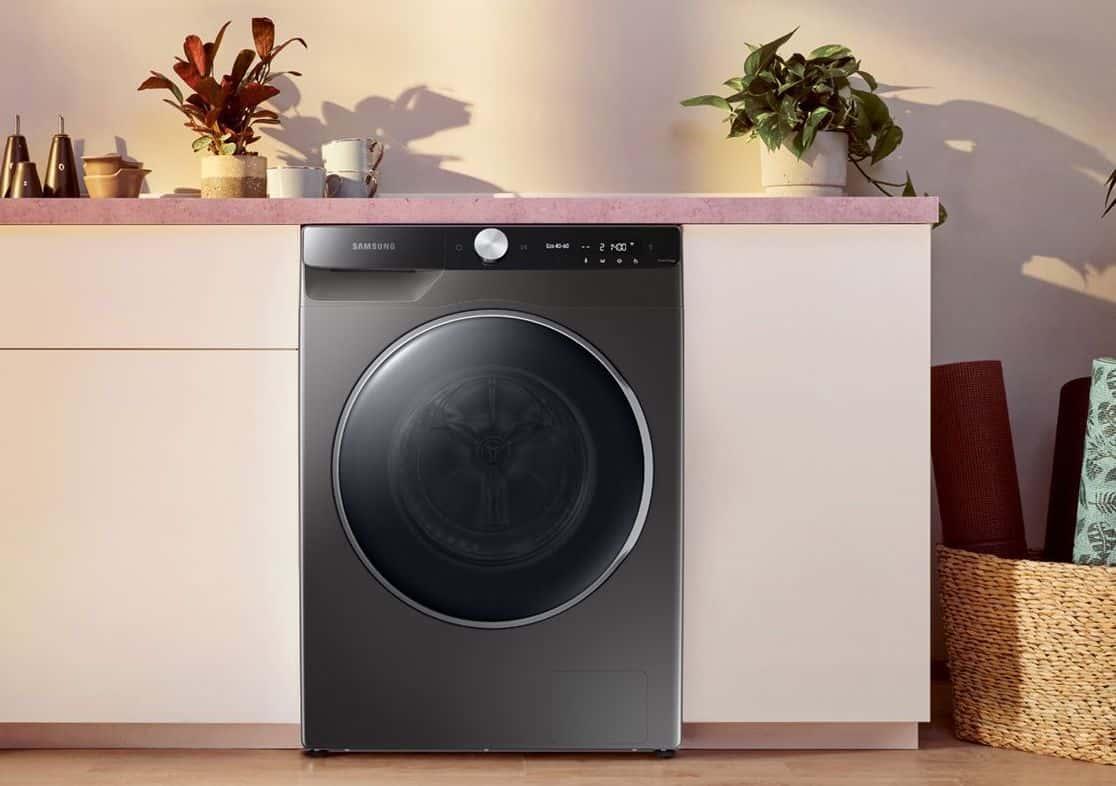 Lavadoras y secadoras que traen un panel digital moderno, con menos botones, para hacer la experiencia de lavado más sencilla 1