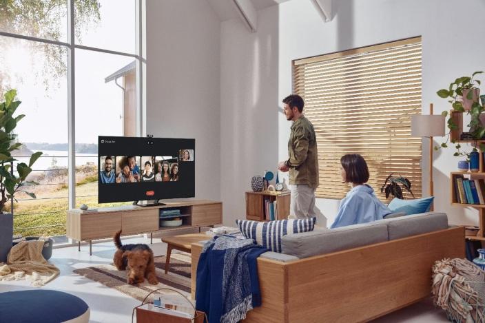 ¿Cómo hacer videollamadas desde el Smart TV? 1