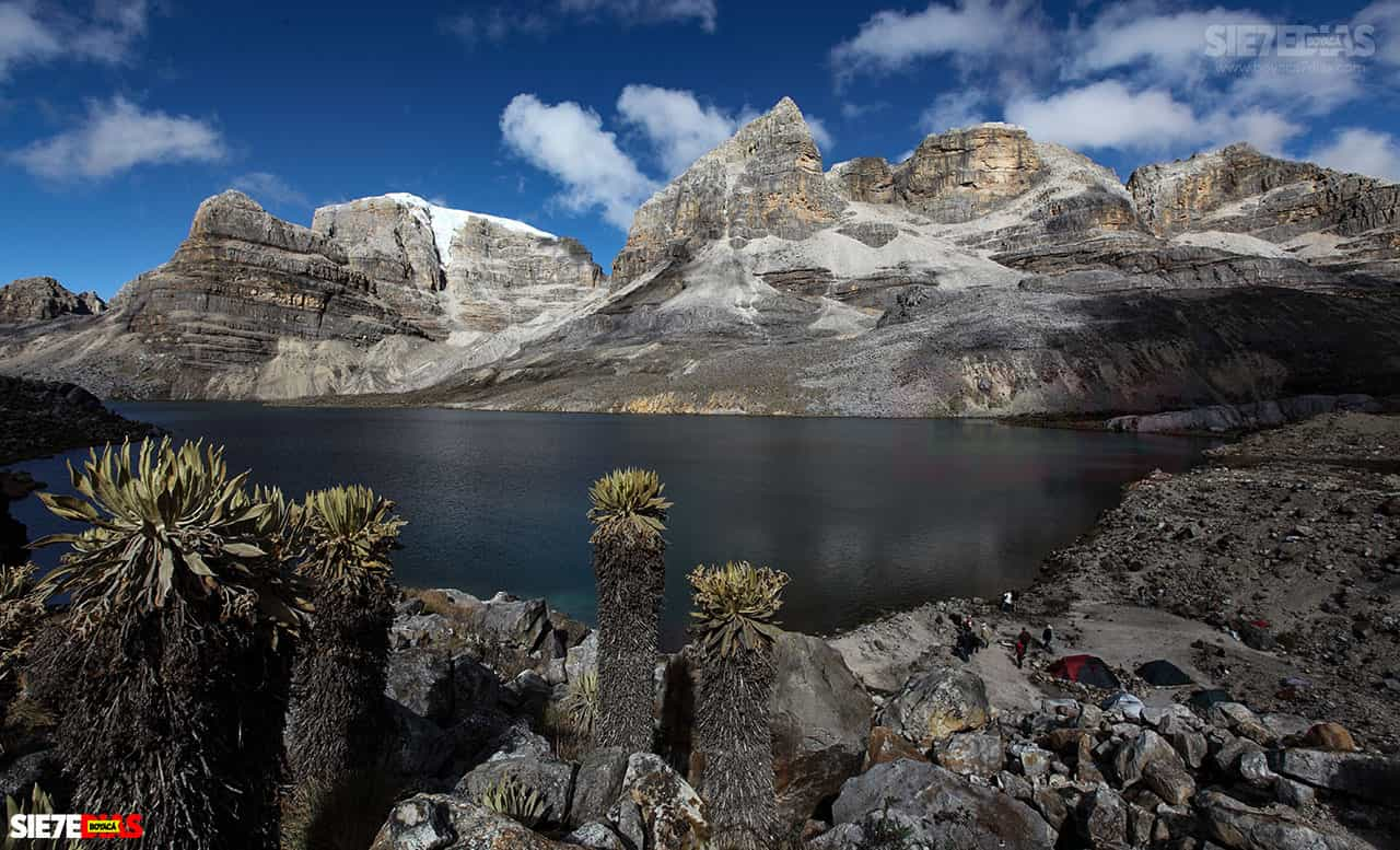 [Galería] - La Plaza, declarada la laguna más hermosa de Colombia y está en el Parque Natural El Cocuy #AlNatural 2