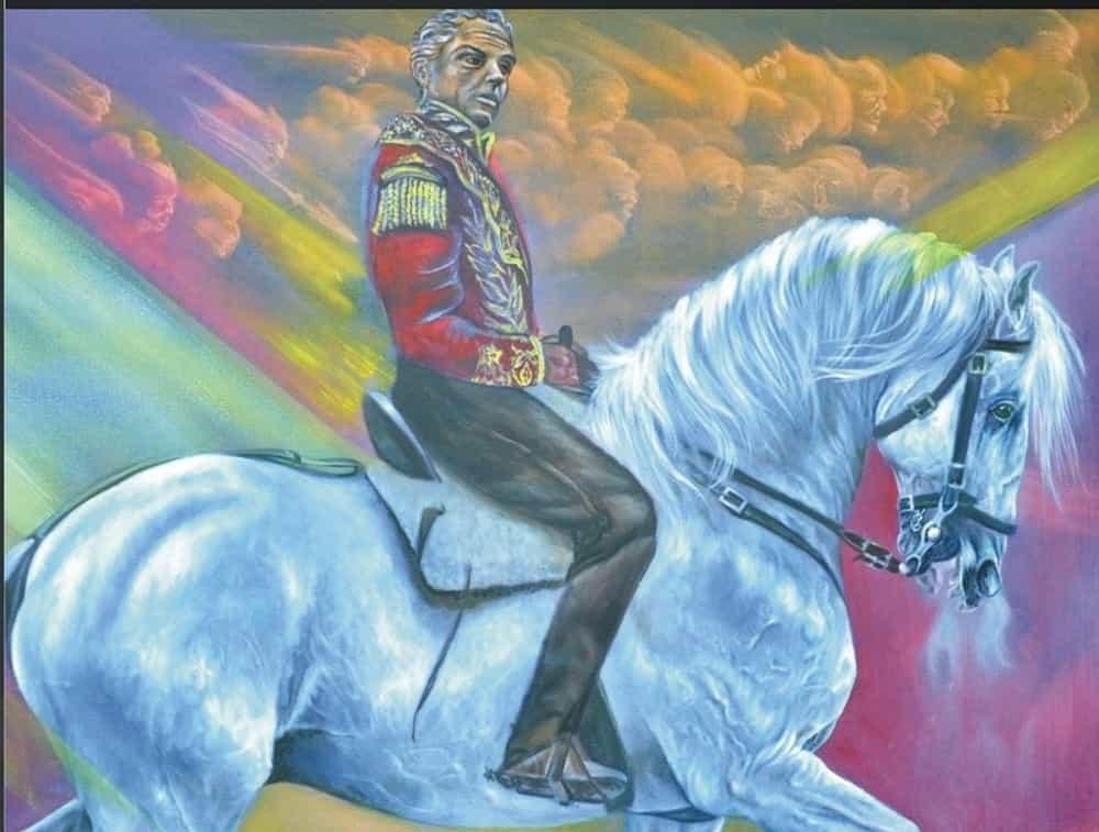 Una anécdota del general Hermógenes Maza con el libertador Simón Bolívar #Tolditos7días 1