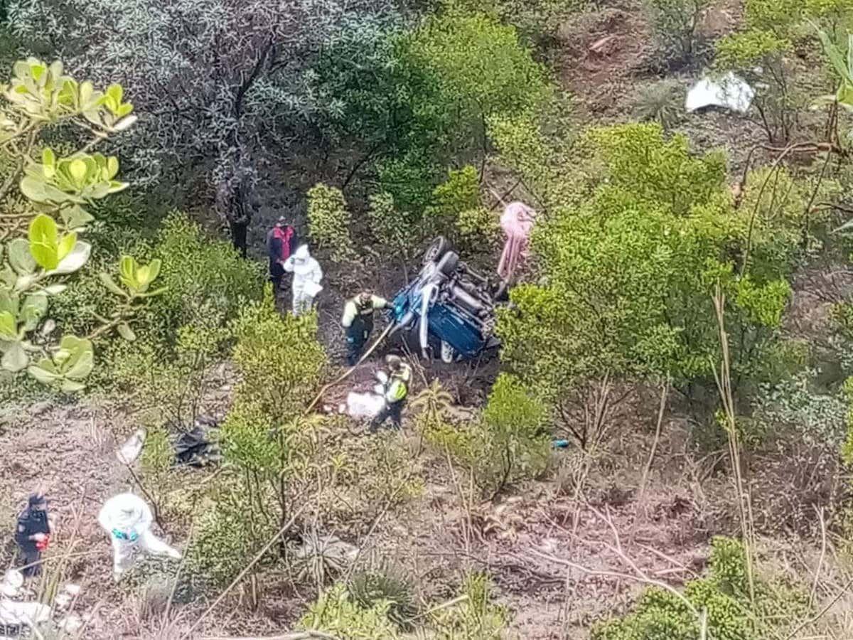 Dos muertos en accidente de tránsito en vía de Boyacá 1