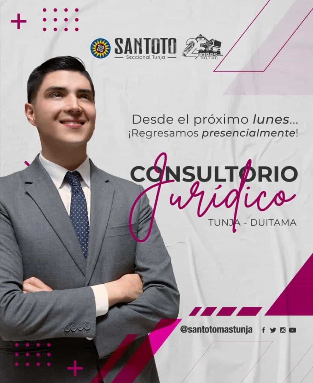 Consultorios Jurídicos de la Santoto reabren sus puertas al público en Boyacá 1