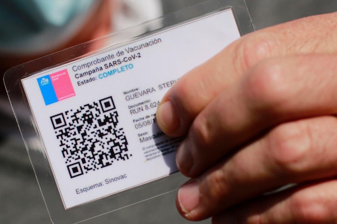 ¿Está de acuerdo con que se implemente un código Qr para identificar a quienes ya están vacunados? 1