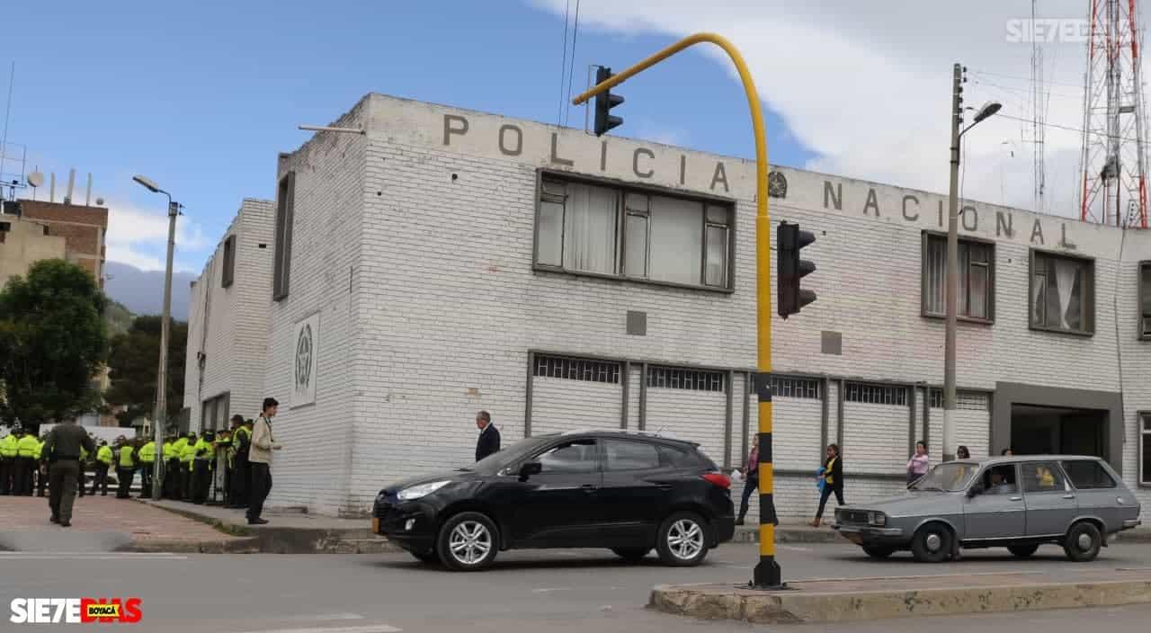 Comando Policía de Sogamoso