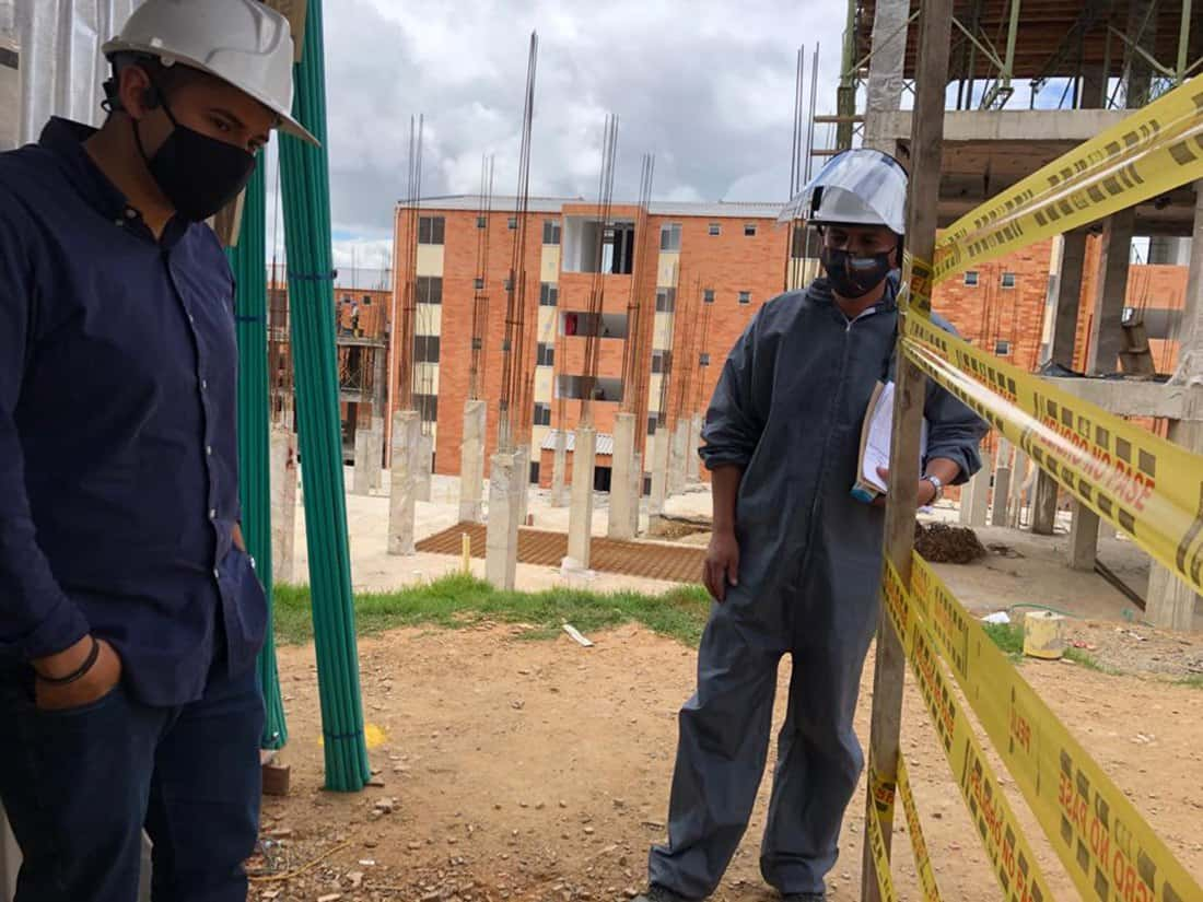 El sector de la construcción sí se está reactivando en Boyacá: 955 unidades en los primeros meses del año 1