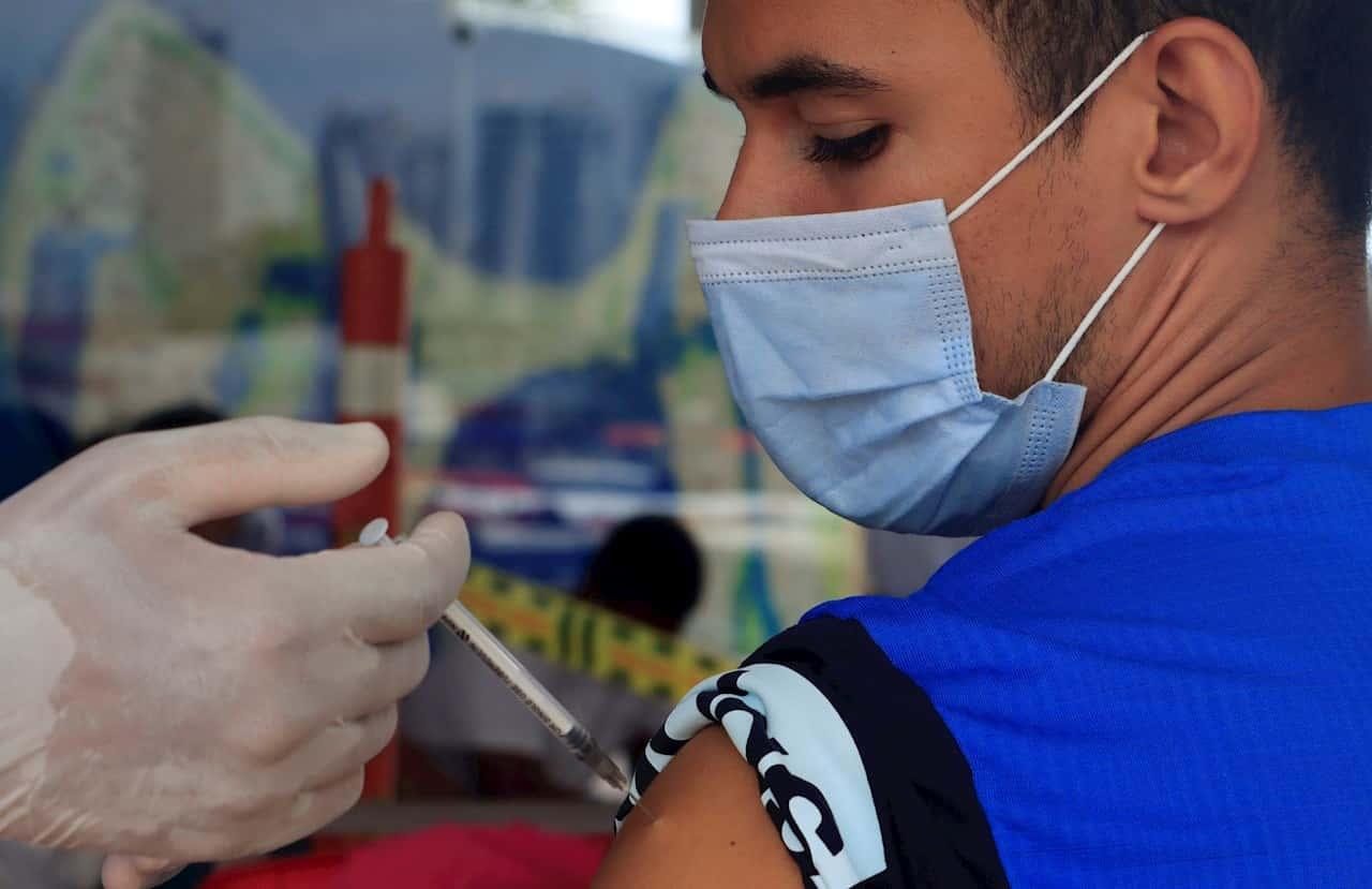 Colombia pasa de 35 millones de dosis de vacunas aplicadas contra la covid-19 1