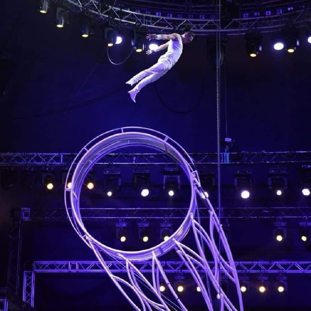 El circo que sobrevivió a la pandemia y ahora inicia su gira por Boyacá y Colombia 3