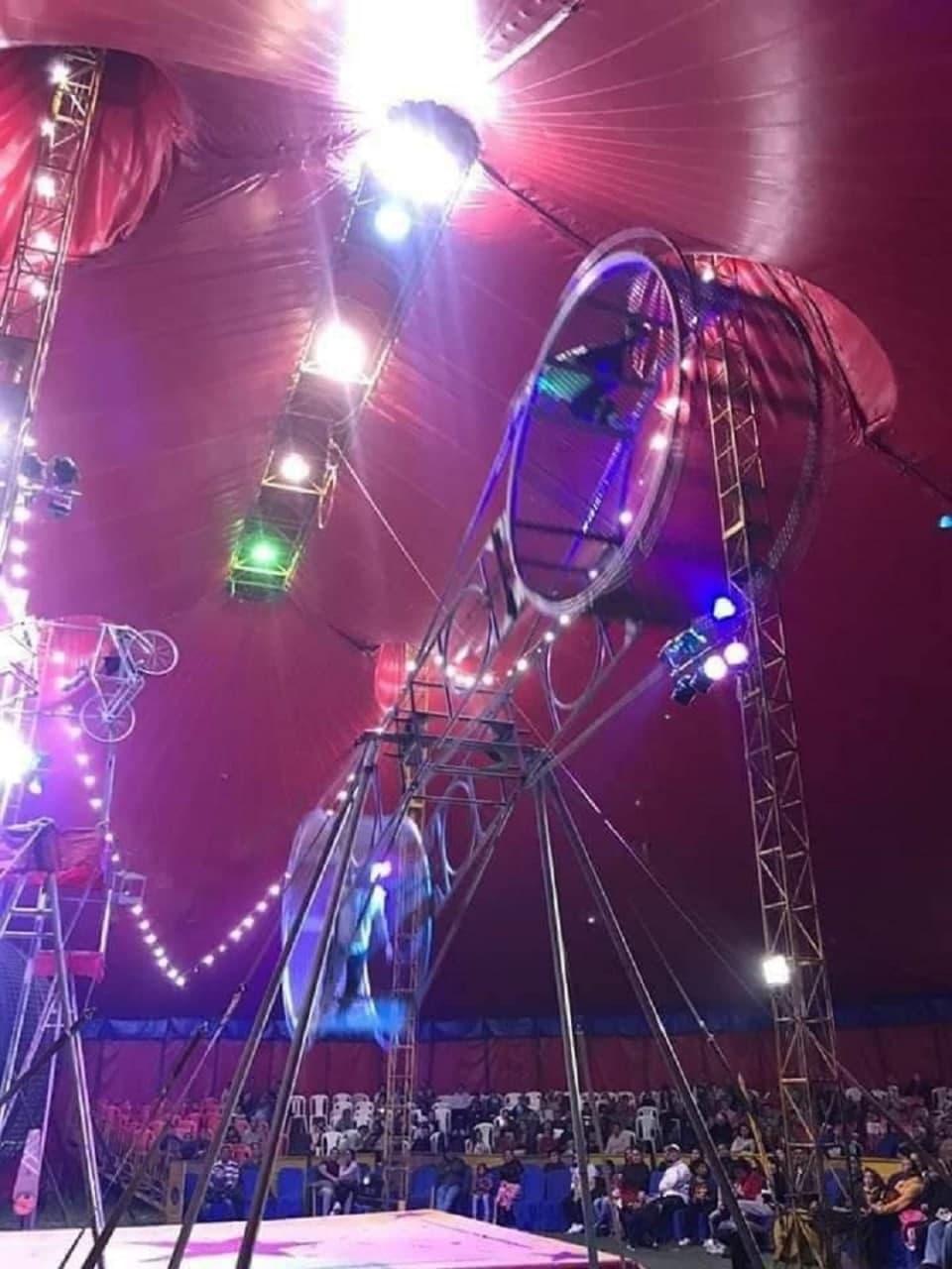 El circo que sobrevivió a la pandemia y ahora inicia su gira por Boyacá y Colombia 5