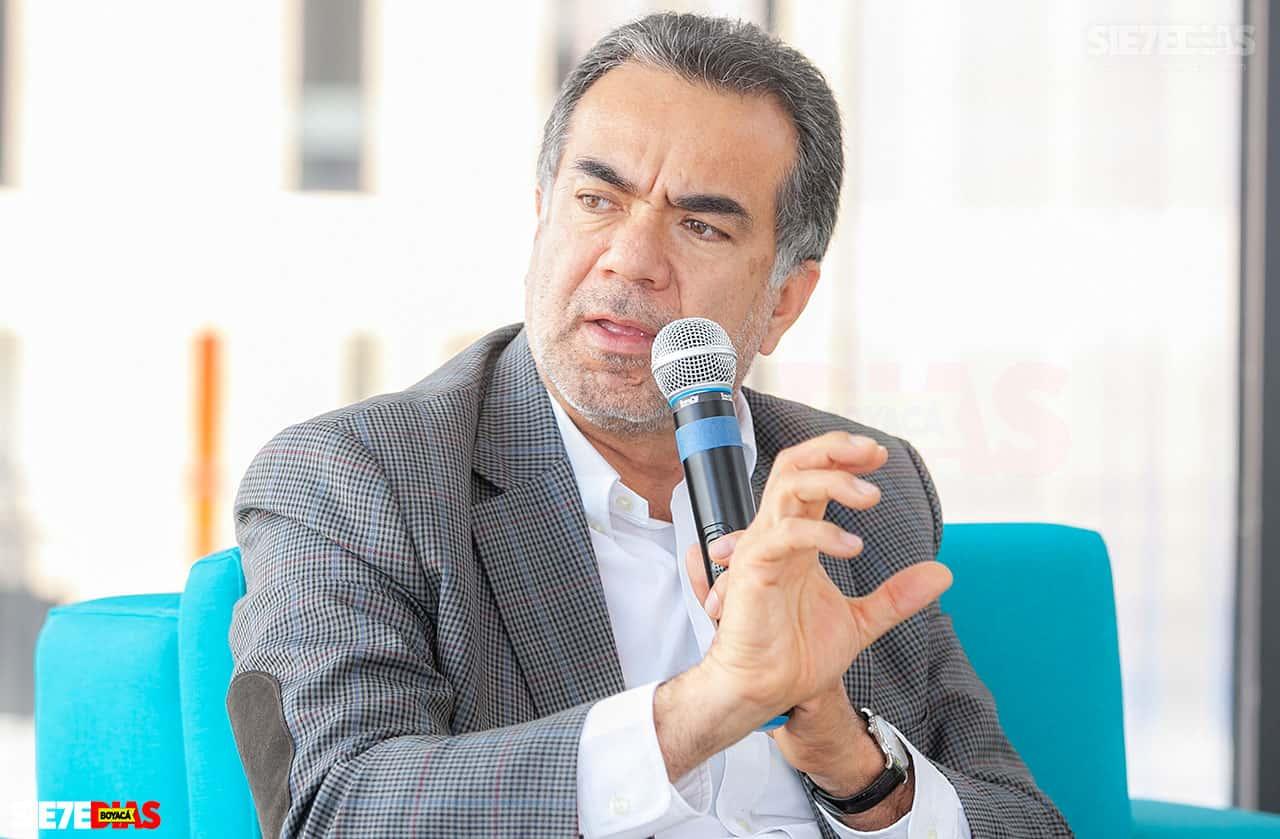 Hoy el Director de la Caja de Compensación Familiar de Boyacá (Comfaboy), se refiere al pasado, presente y futuro de la entidad.