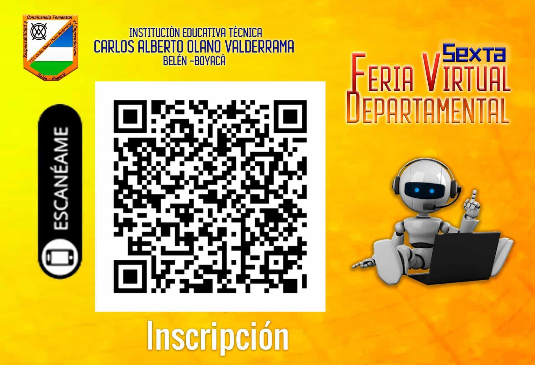 En Belén se realizará la Sexta Feria Virtual Departamental 2