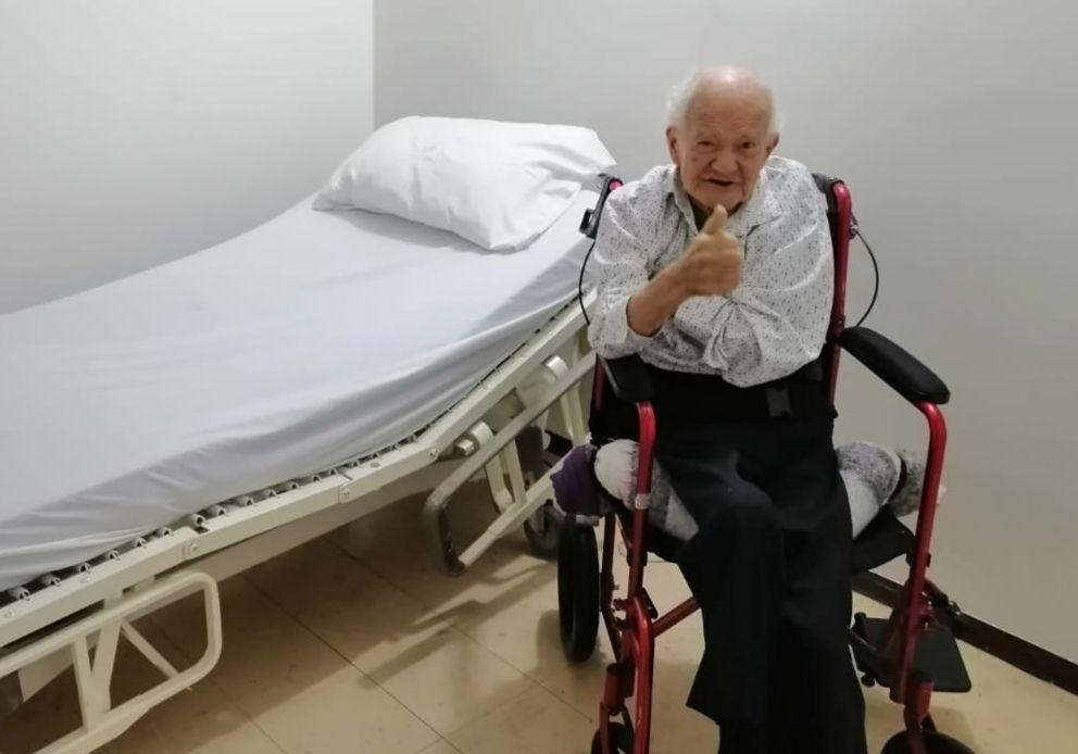 No es cierto que ya se esté estudiando en el Hospital de Tunja la posibilidad de practicar la eutanasia al maestro Jaime Barbini