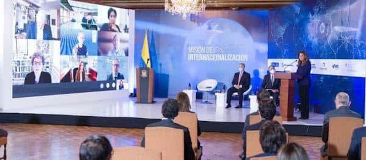 Misión de Internacionalización propone 30 líneas de acción para posicionar a Colombia en el mercado mundial 1