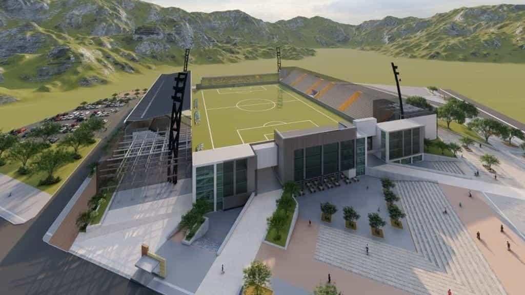 Se abrió la licitación pública para la construcción del estadio de Sogamoso #Tolditos7días 1