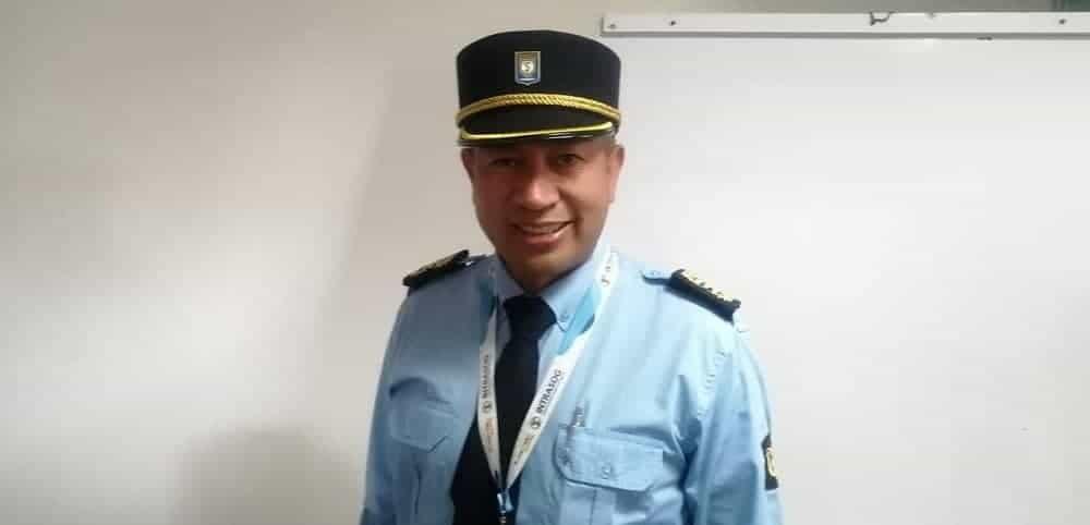 Comandante de Tránsito de Sogamoso se lució en dos convocatorias #Tolditos7días 1