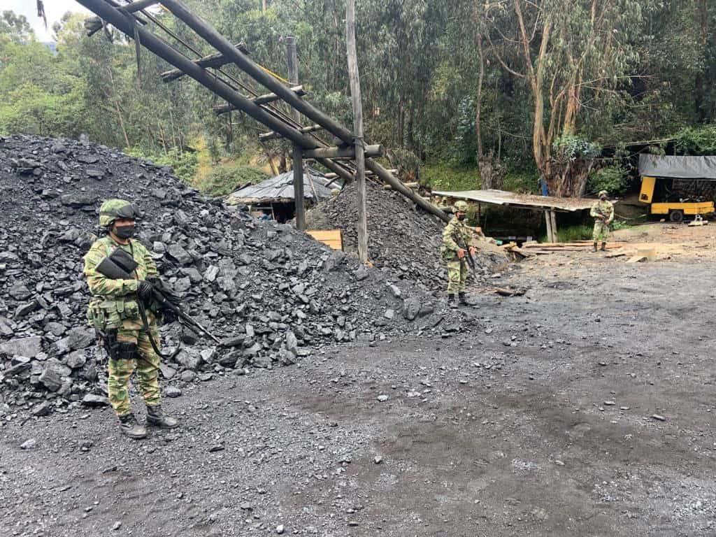 Operativo en Minería Ilegal