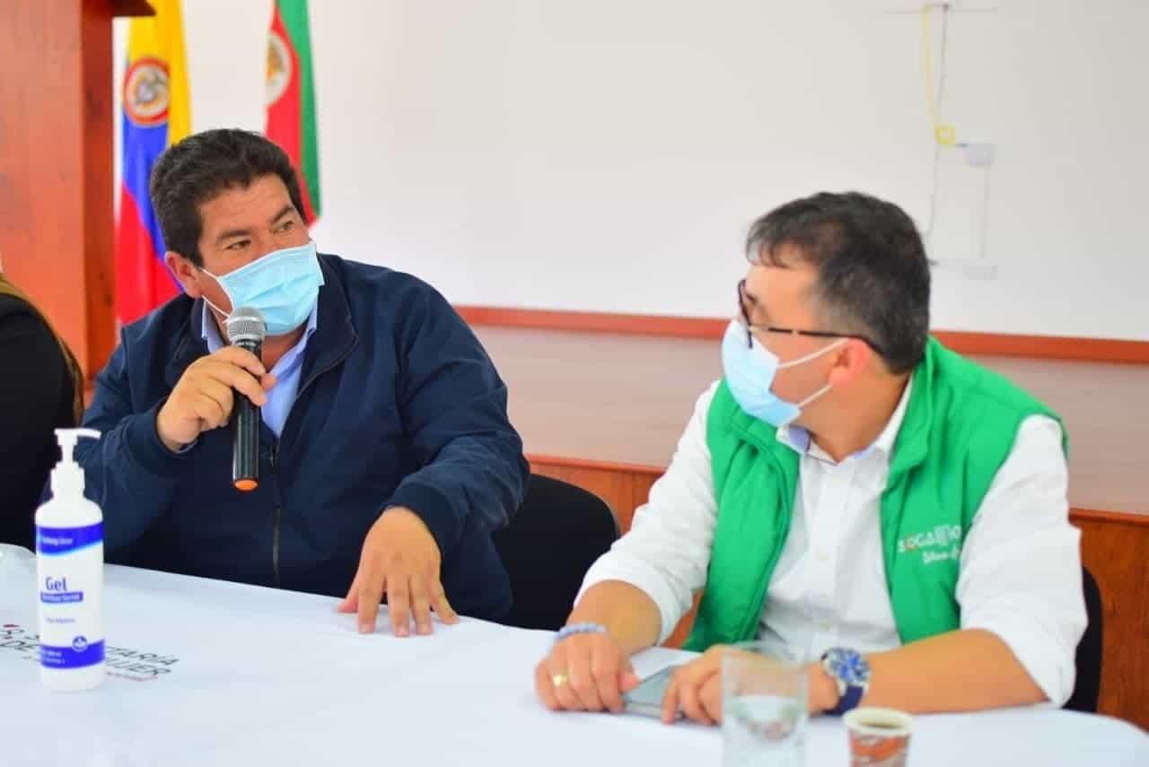 Hasta a la Fiscalía recurrirá el alcalde de Sogamoso para que las EPS atiendan debidamente a los campesinos #LaEntrevista7días 4