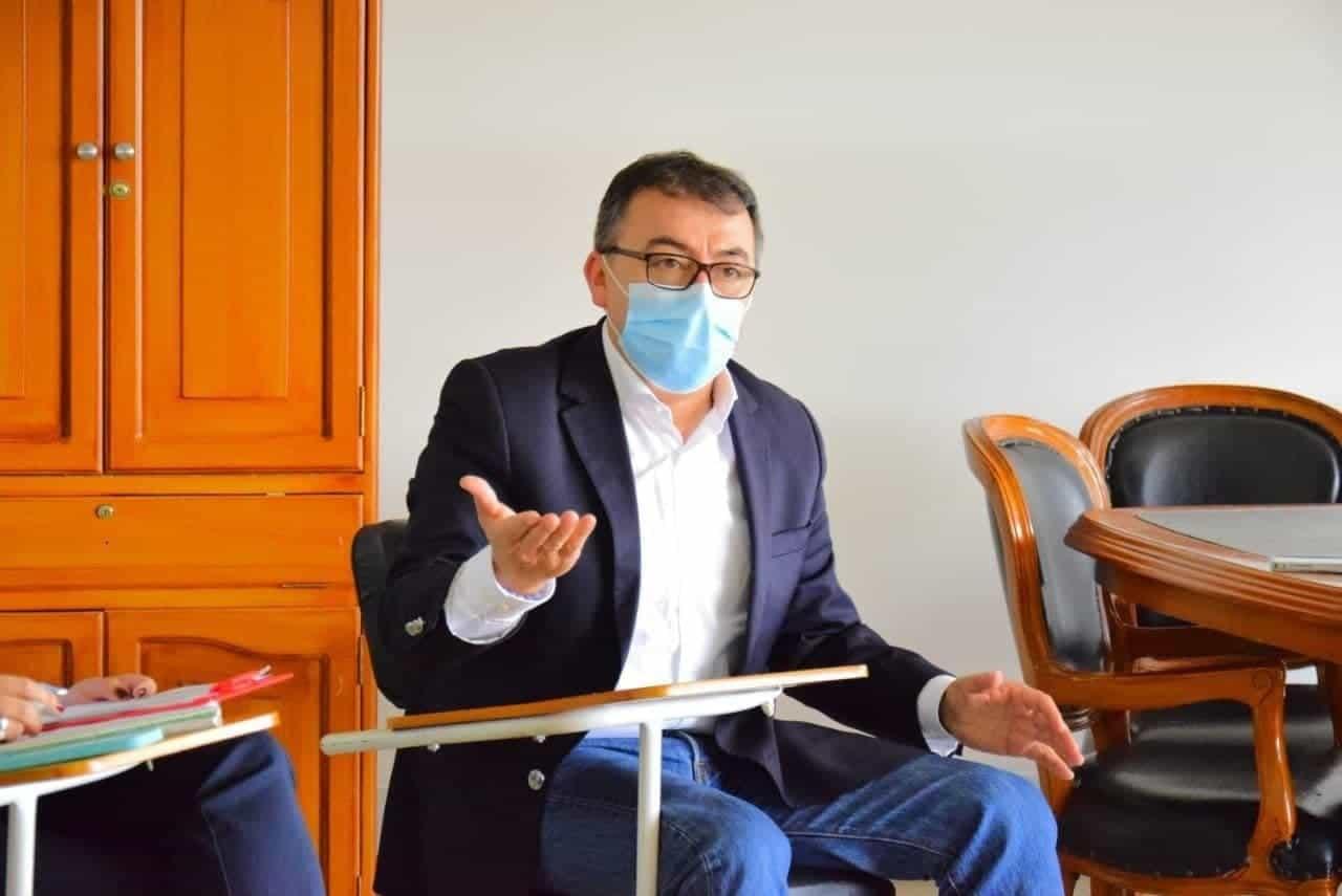 Hasta a la Fiscalía recurrirá el alcalde de Sogamoso para que las EPS atiendan debidamente a los campesinos #LaEntrevista7días 1
