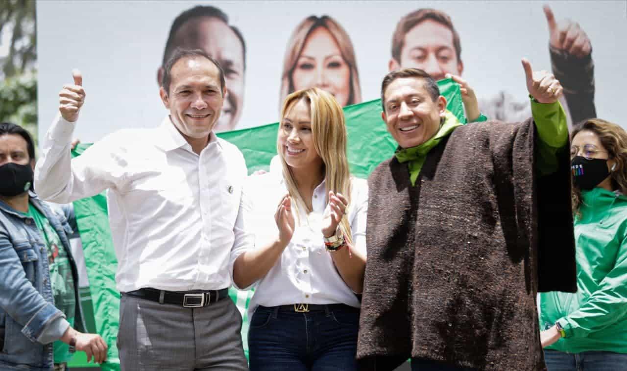 Comienza a madurarse la candidatura del partido Verde a la Presidencia de la República, en octubre se sabrá ¿quién es? 1