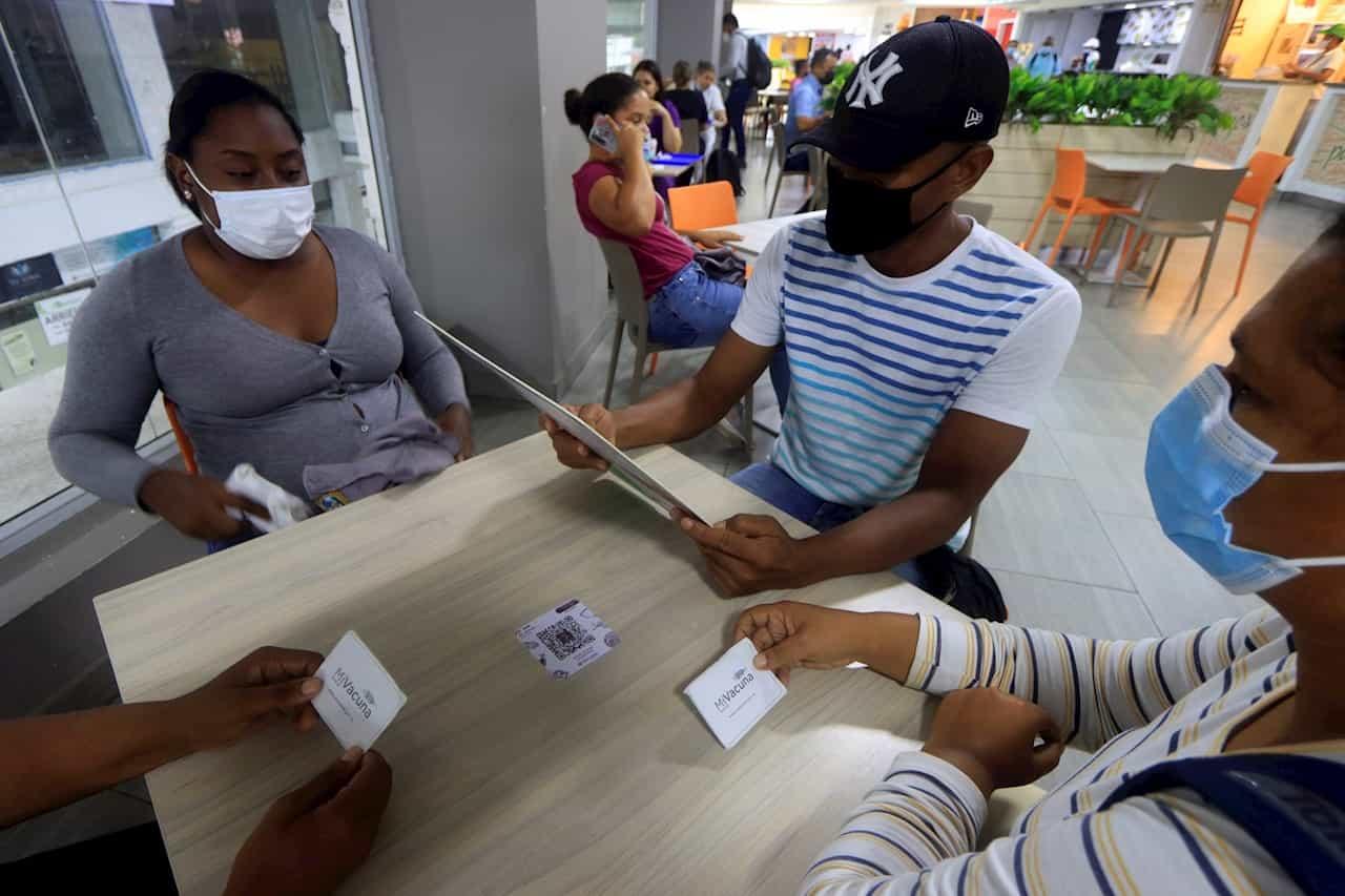 Colombia suma 122 muertes y pasa de 124.000 víctimas mortales por la covid-19 1