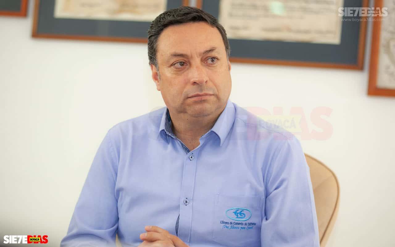¿Qué es el Gran Foro Final? El Presidente de la Cámara de Comercio de Duitama lo explica con detalle en #LaEntrevista7días 1