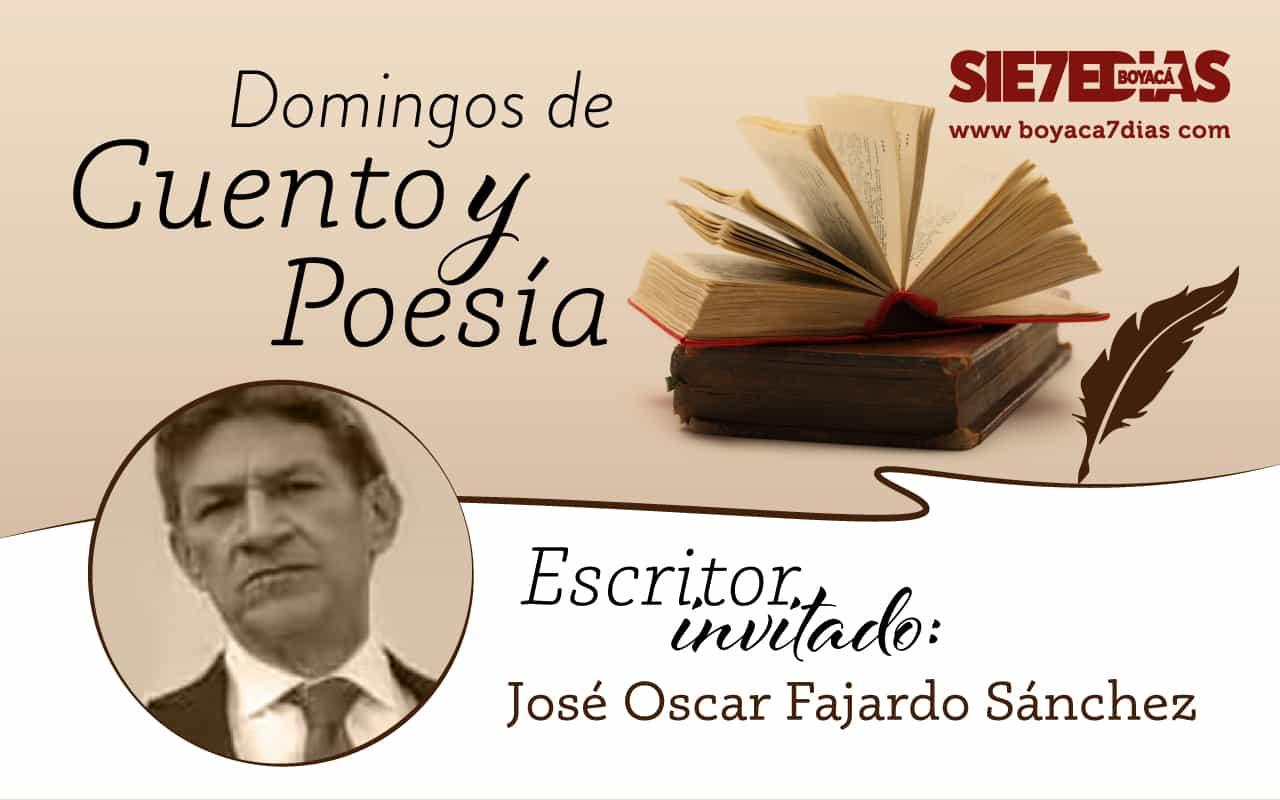 A Jaime Garzón - José Oscar Fajardo Sánchez #DomingosDeCuentoYPoesía 1