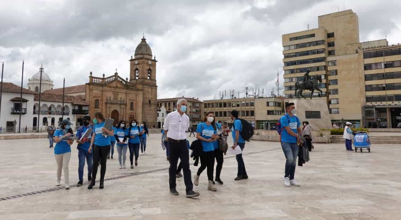Enrique Peñalosa explica lo que sería de Boyacá si él llegara a ser el Presidente de Colombia #LaEntrevista7días 2