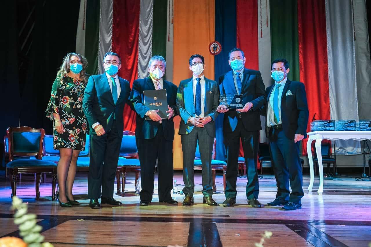 En la celebración de los 211 años de Villa Republicana, Sogamoso recibió $41.780 millones para la construcción del Estadio del Sol 2