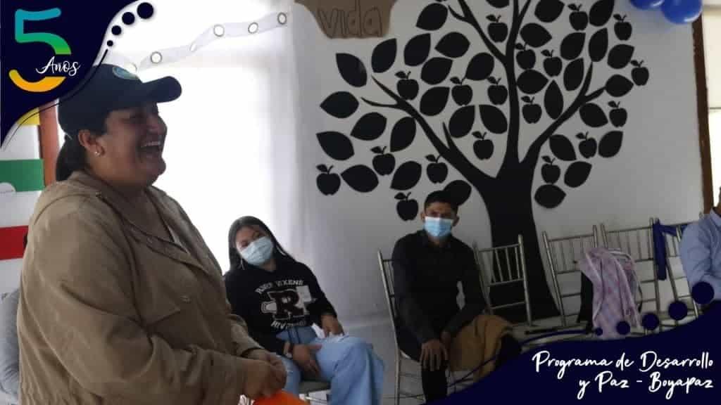El papel que ha jugado Boyapaz en el fortalecimiento de la armonía en el occidente de Boyacá #LaEntrevista7días 2