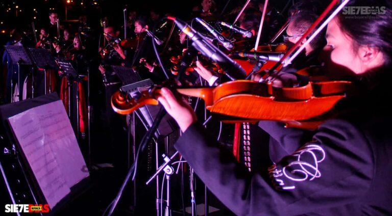 Primer Festival de Música Regional Mexicana hoy en Tunja