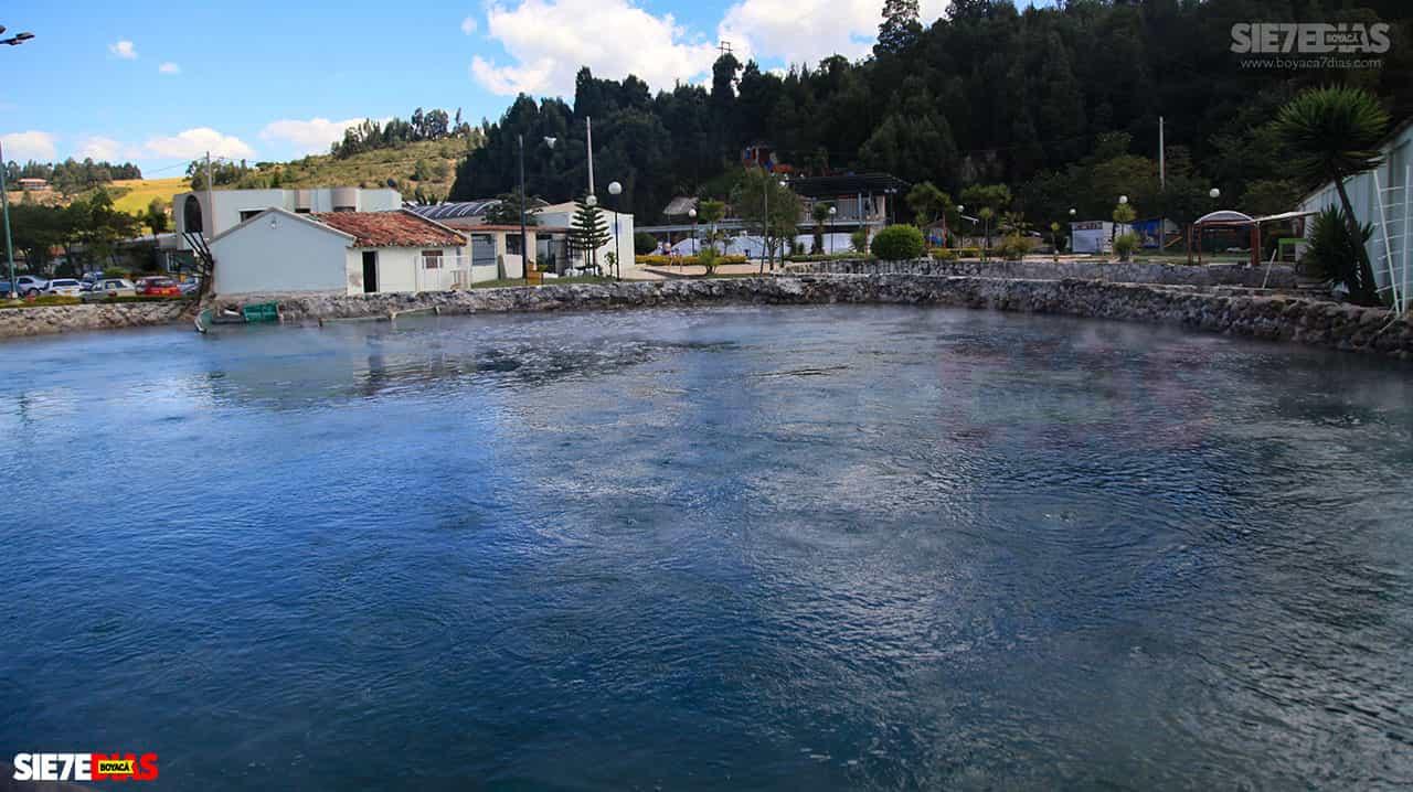 [Galería] - Las termales de Paipa: aguas sanadoras para el descanso #AlNatural 6
