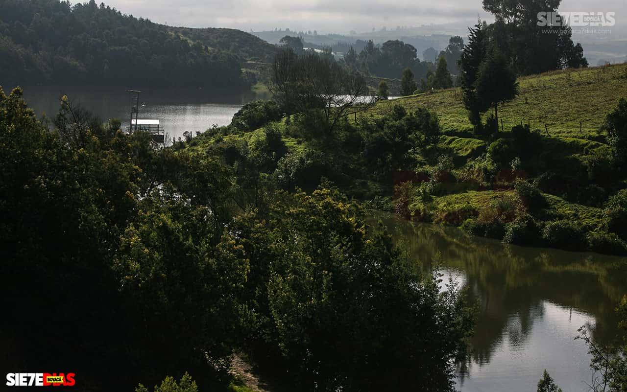 [Galería] - La represa de La Copa: agua, paisaje y tranquilidad en un solo lugar #AlNatural 2