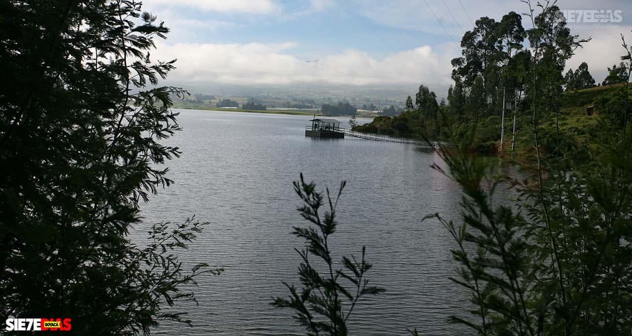 [Galería] - La represa de La Copa: agua, paisaje y tranquilidad en un solo lugar #AlNatural 8