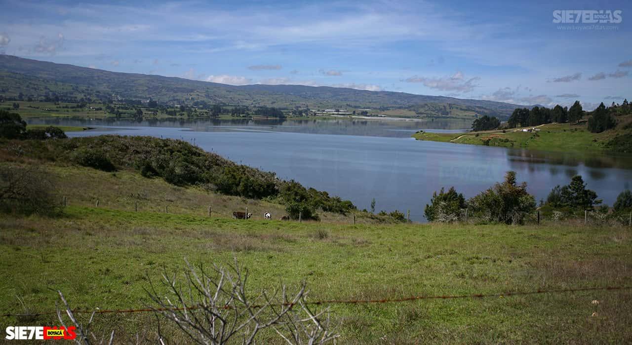 [Galería] - La represa de La Copa: agua, paisaje y tranquilidad en un solo lugar #AlNatural 9