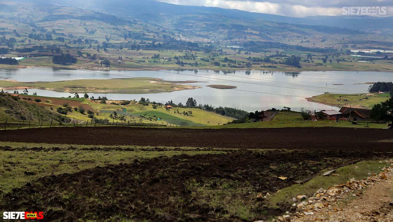 [Galería] - La represa de La Copa: agua, paisaje y tranquilidad en un solo lugar #AlNatural 1