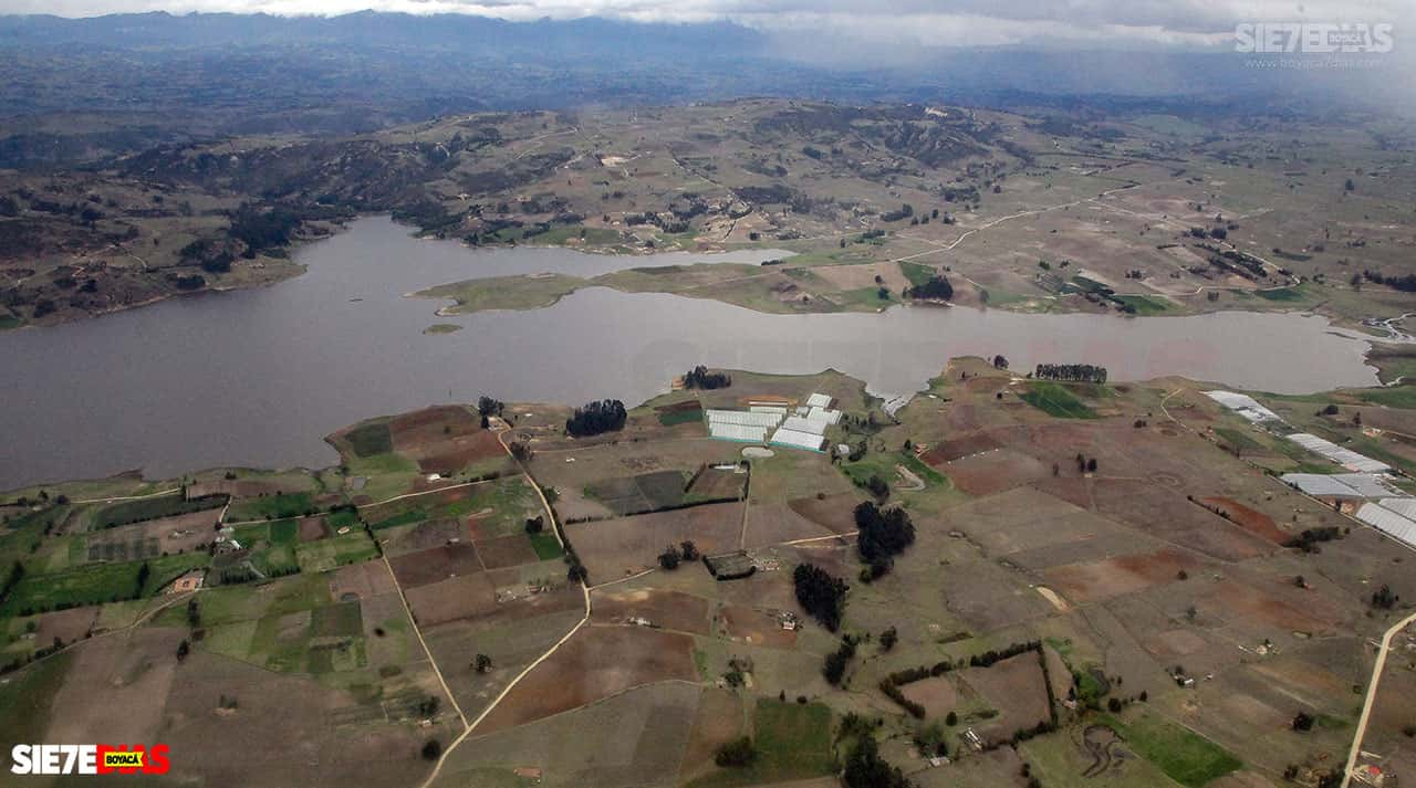 [Galería] - La represa de La Copa: agua, paisaje y tranquilidad en un solo lugar #AlNatural 5