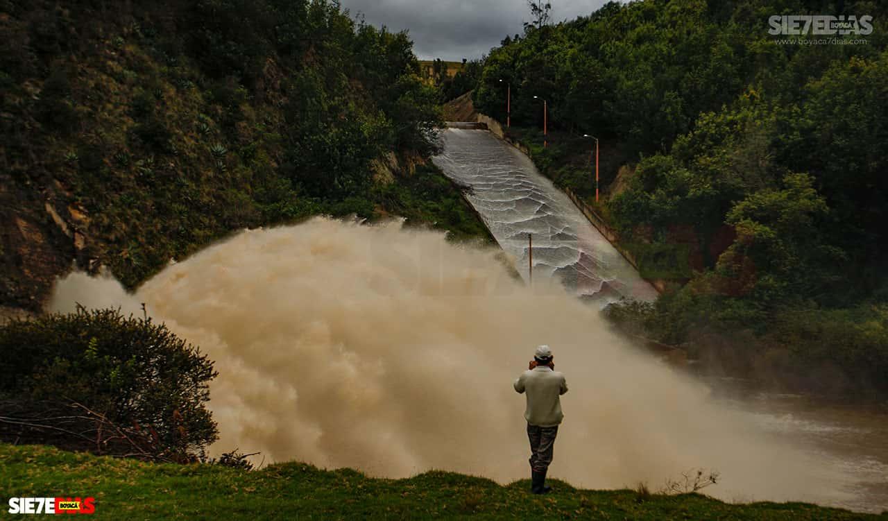 [Galería] - La represa de La Copa: agua, paisaje y tranquilidad en un solo lugar #AlNatural 6