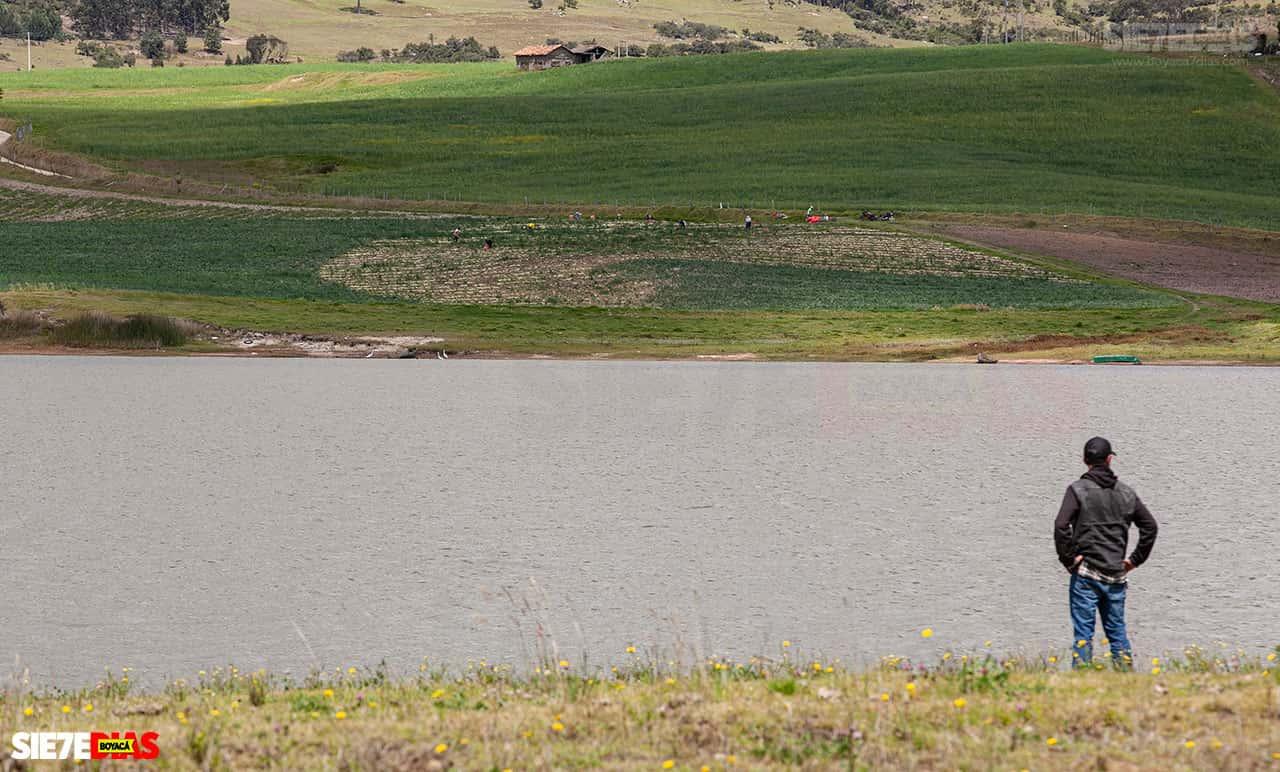 [Galería] - La represa de La Copa: agua, paisaje y tranquilidad en un solo lugar #AlNatural 7