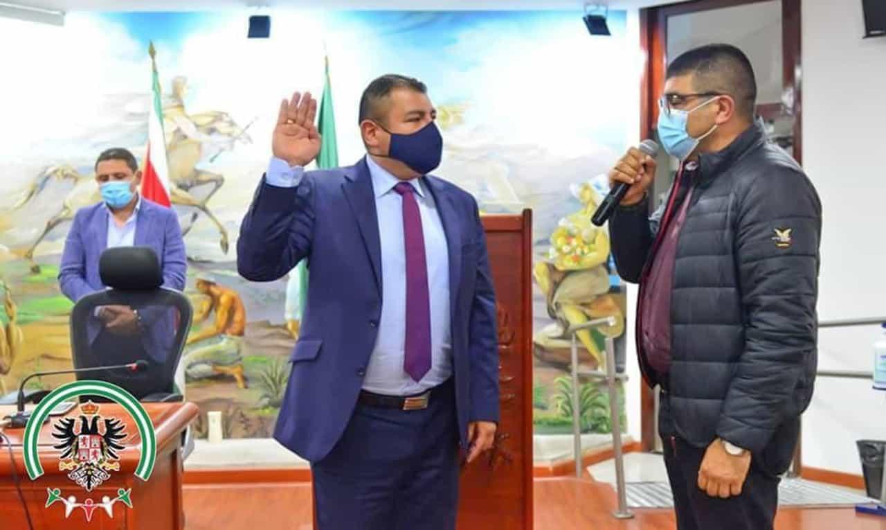El nuevo concejal de Tunja ya juró #Tolditos7días 1