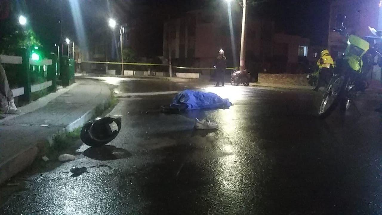 Otra joven que muere en accidente de motocicleta en Sogamoso en el transcurso de ocho días 1