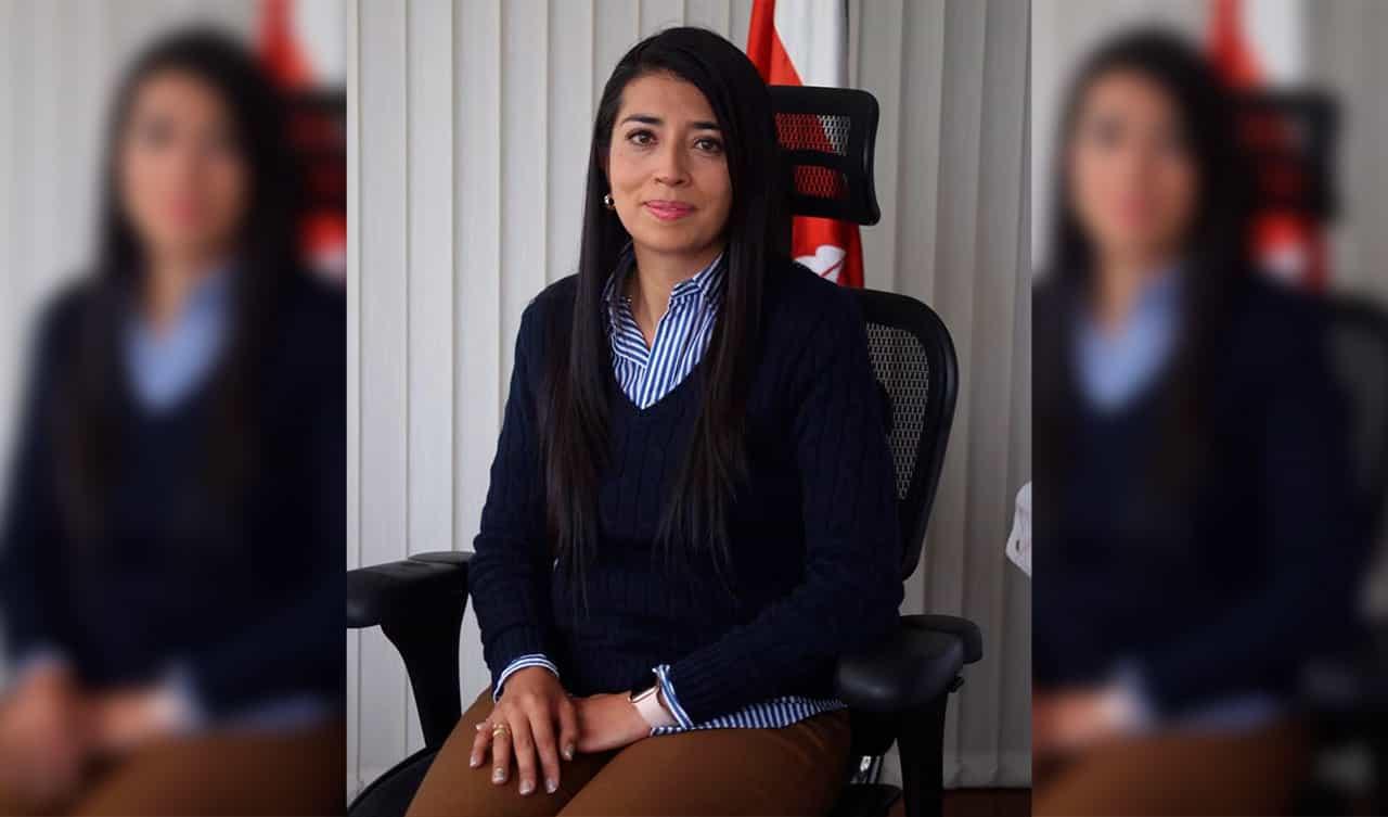 Ángela Ávila es la nueva gerente de la Lotería de Boyacá 1