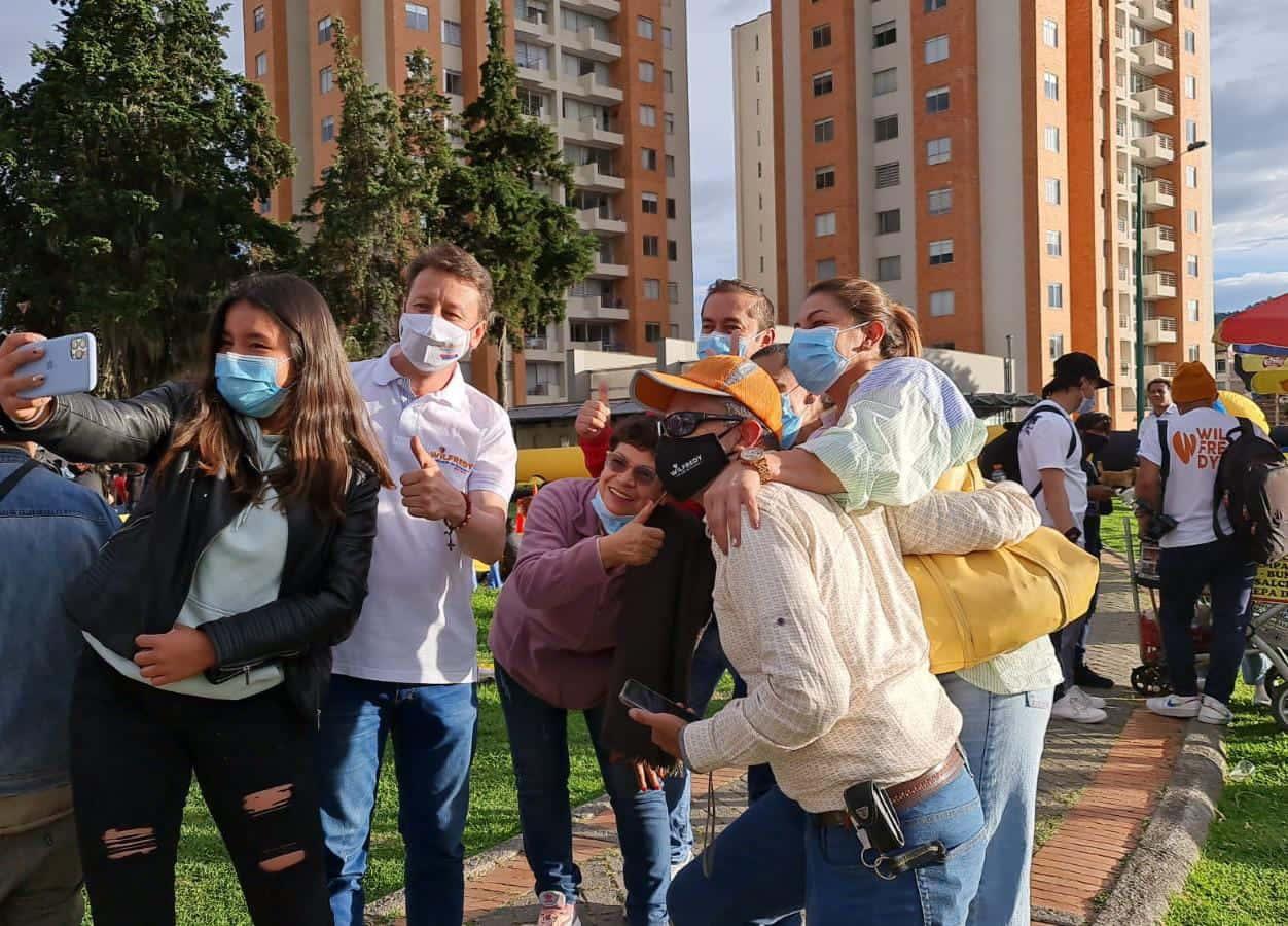 La gran apuesta de un cierre de campaña único en Colombia 2