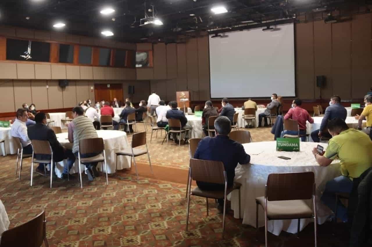 El miércoles el Gobierno nacional escuchará a los alcaldes de Boyacá #Tolditos7días 1