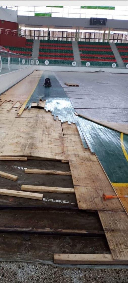 Esta es la explicación de lo que ocurrió con el maderamen del coliseo San Antonio de Tunja 5