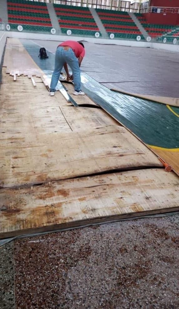 Esta es la explicación de lo que ocurrió con el maderamen del coliseo San Antonio de Tunja 7