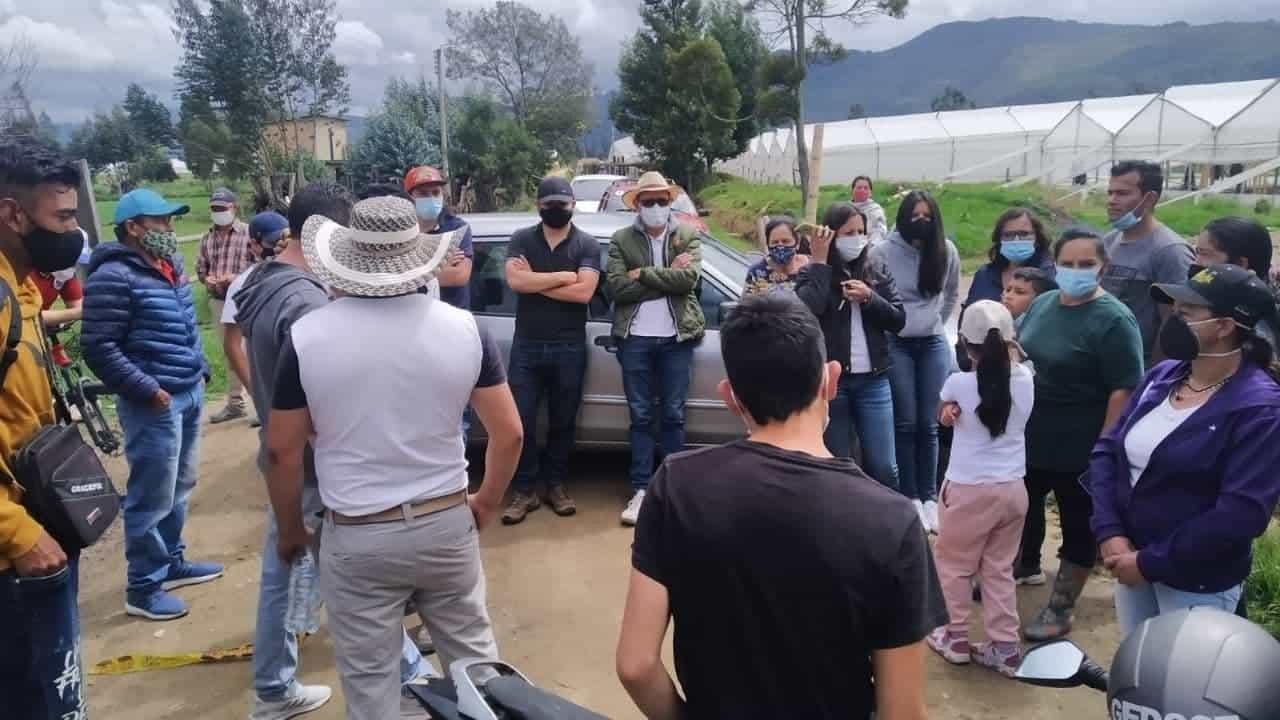 Comunidad de Tibasosa se rebotó contra proyecto de parque solar #Tolditos7días 1