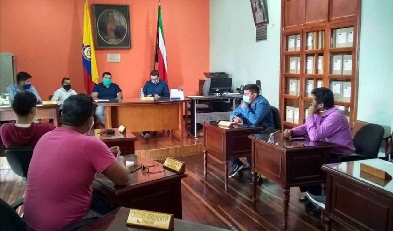 Concejo de Tibaná prorrogó ilegalmente, de manera sucesiva, facultad que solo podía otorgar al alcalde una vez 1