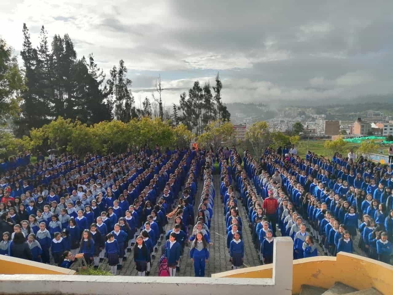 Polémica por regreso obligatorio a clases en la Normal Femenina de Tunja 2